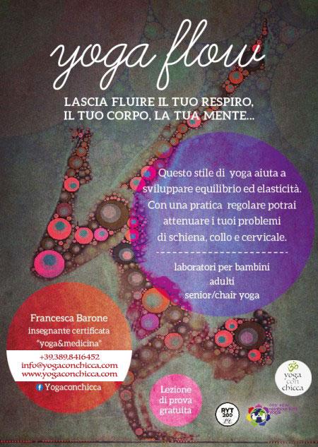 """Yoga Flow"" tra dinamismo e armonia"