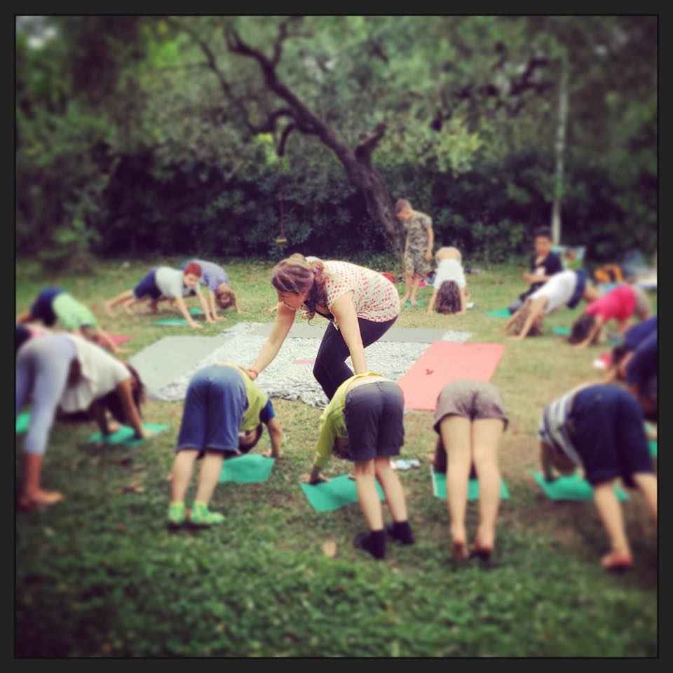 Yoga per Bambini Roma Nord