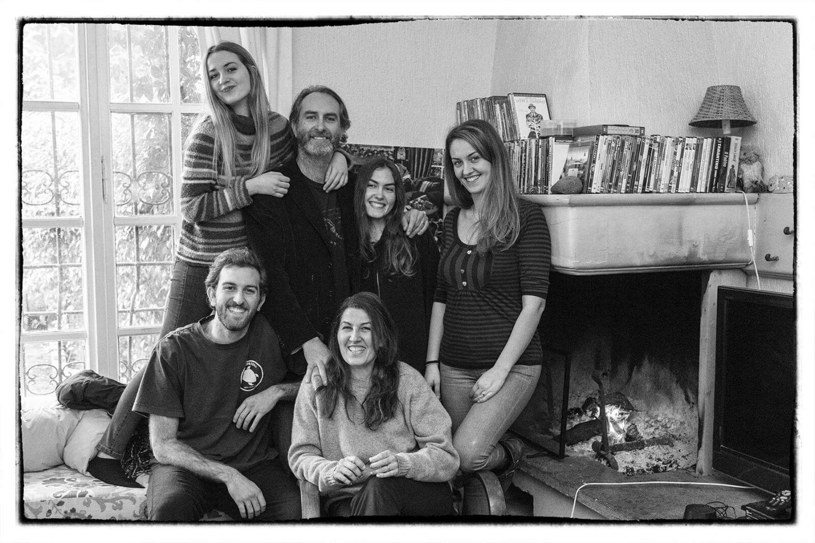 famiglia · yoga con chicca a roma