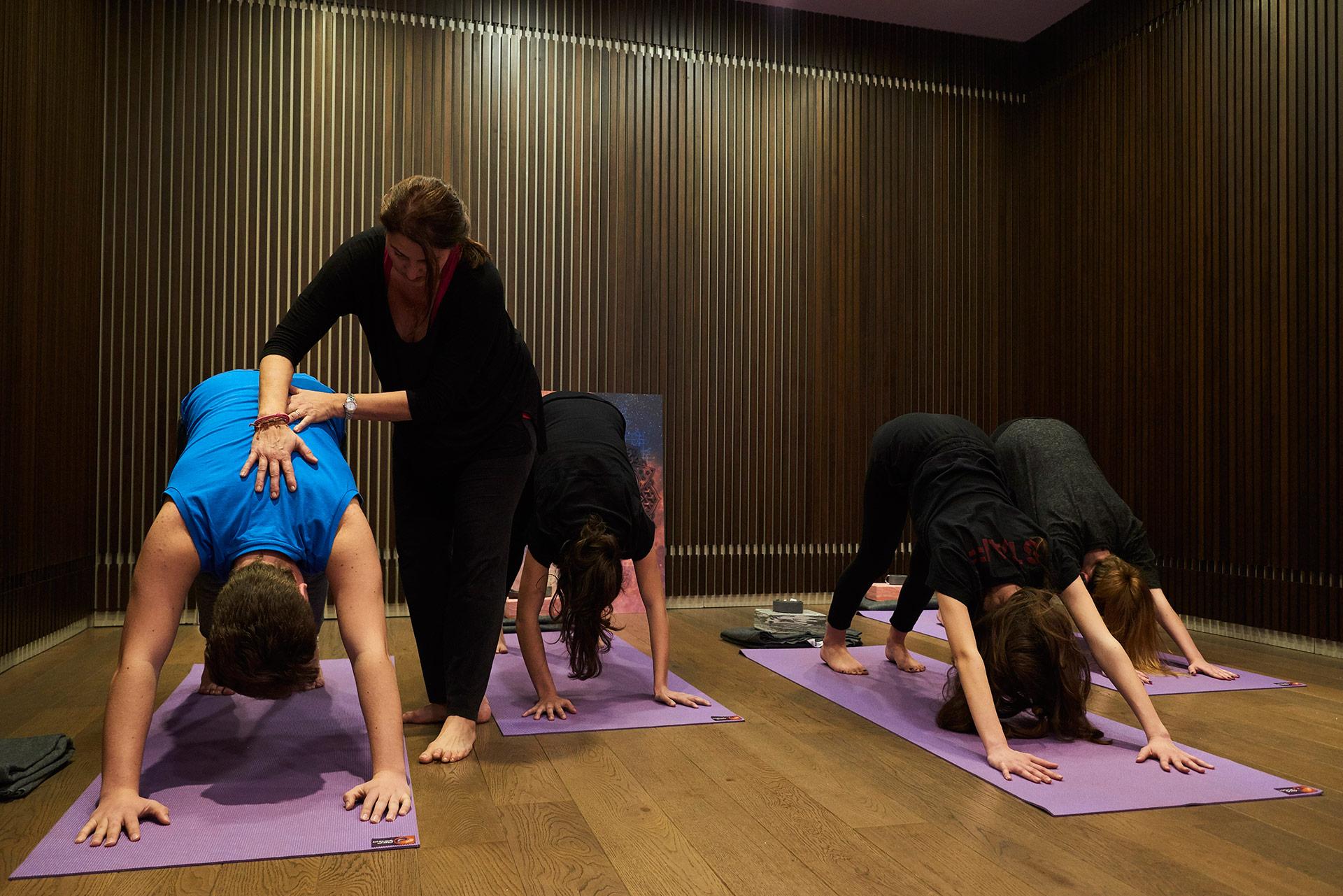 yoga roma nord cassia