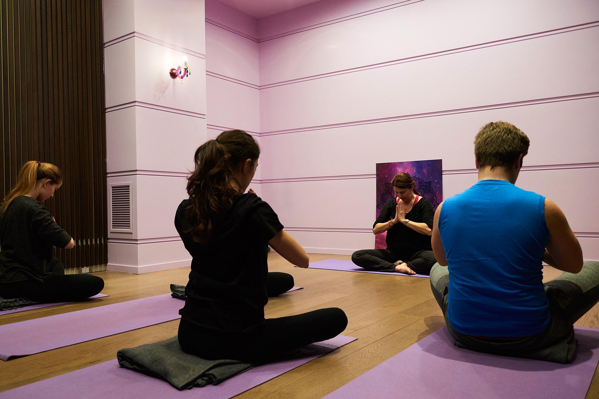 yoga roma cassia